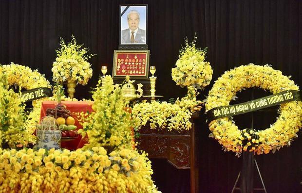 Lễ viếng nguyên Tổng Bí thư Đỗ Mười - Ảnh 6.