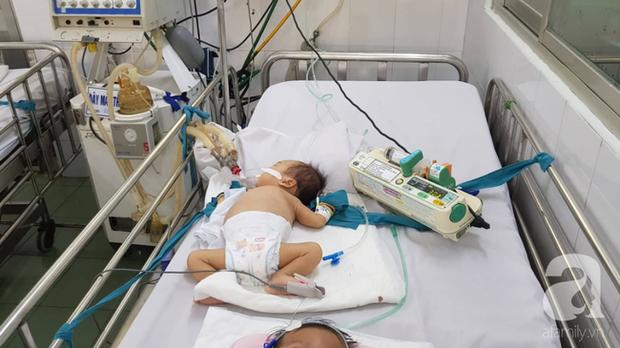 Thực hư chuyện Bệnh viện Nhi đồng 1 lấy căng tin làm phòng điều trị tay chân miệng và sởi cho trẻ vì quá tải - Ảnh 7.