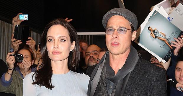 Đây là phản ứng của Angelina Jolie khi biết tin đồn Brad Pitt hẹn hò tình mới? - Ảnh 1.