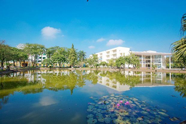 Ngay tại Hà Nội có một ngôi trường rộng gần 200ha, cây cối, hóa trái phủ xanh khắp nơi như rừng nhiệt đới - Ảnh 7.