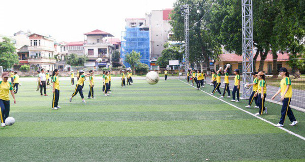 Ngay tại Hà Nội có một ngôi trường rộng gần 200ha, cây cối, hóa trái phủ xanh khắp nơi như rừng nhiệt đới - Ảnh 14.