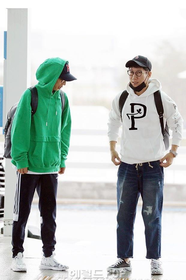 Bạn gái G-Dragon tăng cân vẫn thần thái ngút ngàn, Song Ji Hyo để mặt mộc 100% xuất sắc bên bộ đôi Running Man - Ảnh 14.