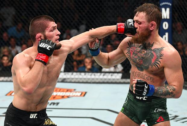 Gã điên McGregor thua đau trong lần tái xuất, tạo ra vụ ẩu đả chưa từng có trong lịch sử UFC - Ảnh 6.