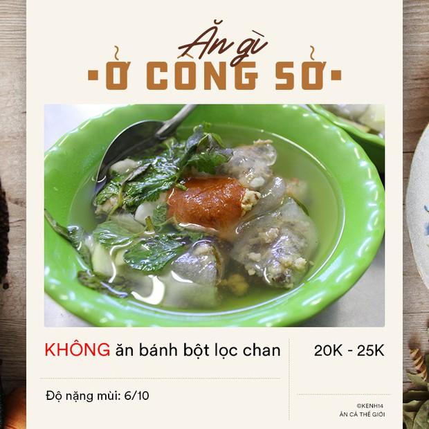 Nghiện ăn vặt đến mấy thì dân công sở ở Hà Nội cũng đừng order mấy món nặng mùi này về văn phòng - Ảnh 11.