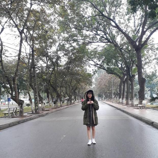 Ngay tại Hà Nội có một ngôi trường rộng gần 200ha, cây cối, hóa trái phủ xanh khắp nơi như rừng nhiệt đới - Ảnh 17.