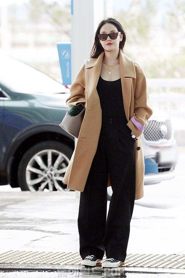 Bạn gái G-Dragon tăng cân vẫn thần thái ngút ngàn, Song Ji Hyo để mặt mộc 100% xuất sắc bên bộ đôi Running Man - Ảnh 9.