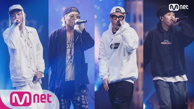 Dàn idol comback tháng này hãy coi chừng, bão hit từ Show Me The Money đang càn quét tất cả BXH - Ảnh 1.