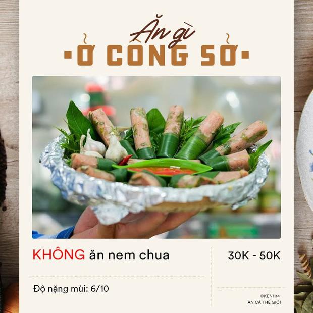 Nghiện ăn vặt đến mấy thì dân công sở ở Hà Nội cũng đừng order mấy món nặng mùi này về văn phòng - Ảnh 8.