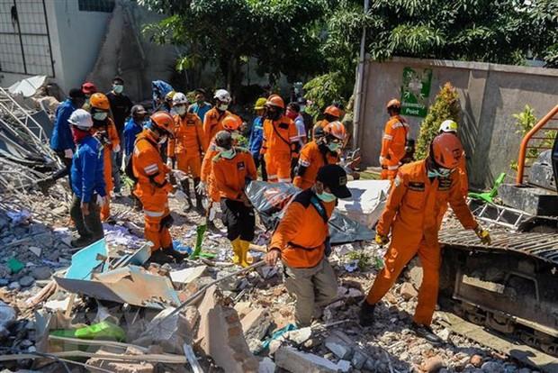 Động đất, sóng thần tại Indonesia: Còn 5.000 người chưa rõ tung tích - Ảnh 2.