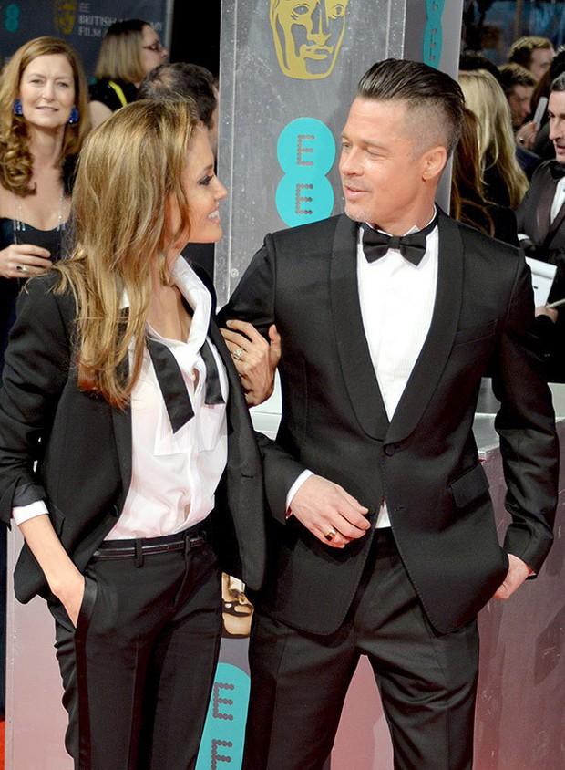 Đây là phản ứng của Angelina Jolie khi biết tin đồn Brad Pitt hẹn hò tình mới? - Ảnh 3.