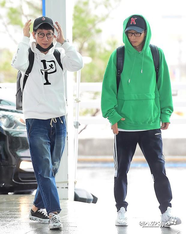 Bạn gái G-Dragon tăng cân vẫn thần thái ngút ngàn, Song Ji Hyo để mặt mộc 100% xuất sắc bên bộ đôi Running Man - Ảnh 13.