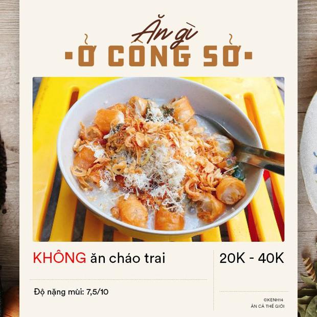 Nghiện ăn vặt đến mấy thì dân công sở ở Hà Nội cũng đừng order mấy món nặng mùi này về văn phòng - Ảnh 17.