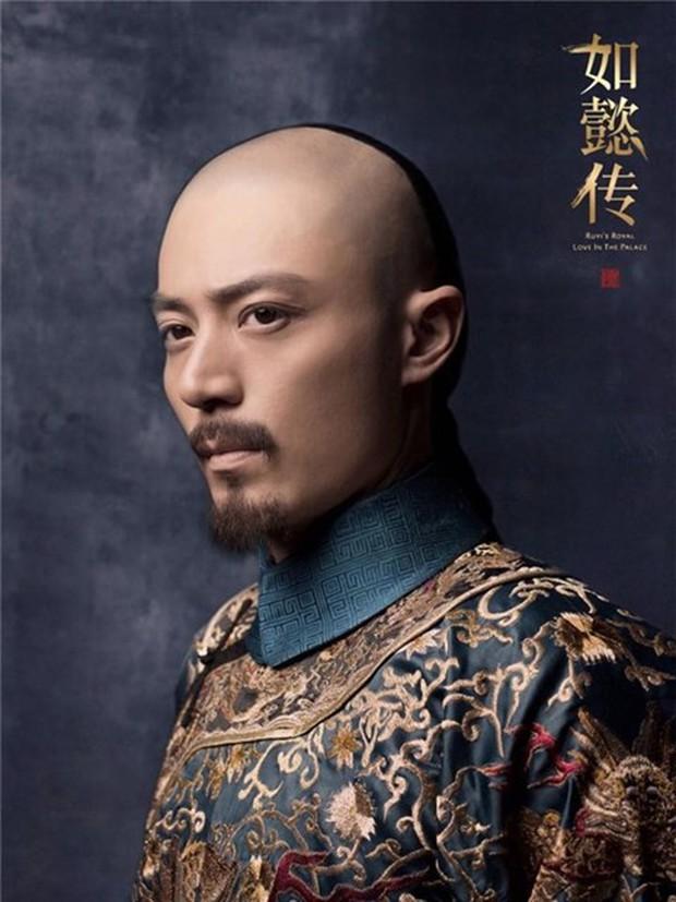 Diễn quá nhập tâm, Càn Long Hoắc Kiến Hoa từng òa khóc trước mặt Như Ý Châu Tấn - Ảnh 3.