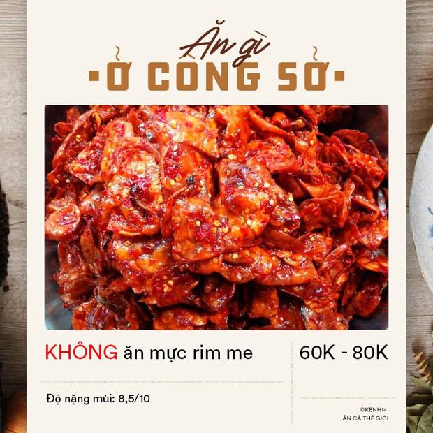 Nghiện ăn vặt đến mấy thì dân công sở ở Hà Nội cũng đừng order mấy món nặng mùi này về văn phòng - Ảnh 4.