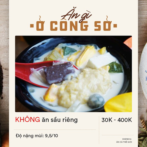 Nghiện ăn vặt đến mấy thì dân công sở ở Hà Nội cũng đừng order mấy món nặng mùi này về văn phòng - Ảnh 1.