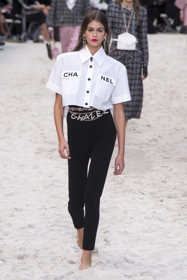 Top BST đỉnh nhất Paris Fashion Week do Vogue Mỹ chọn: Chanel vẫn an tọa, Gucci và Dior thì mất hút - Ảnh 1.