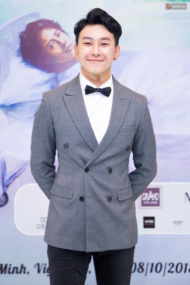 Tài tử Giày Thủy Tinh Han Jae Suk mặt lạnh như tiền ở buổi công bố dự án hợp tác cùng Lý Nhã Kỳ - Ảnh 12.