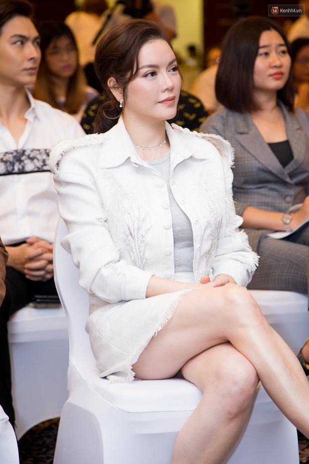 Tài tử Giày Thủy Tinh Han Jae Suk mặt lạnh như tiền ở buổi công bố dự án hợp tác cùng Lý Nhã Kỳ - Ảnh 7.