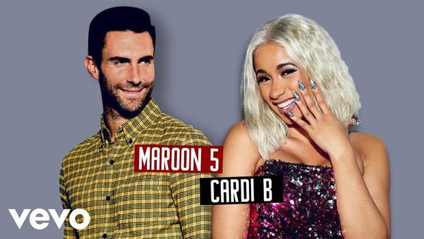 Hậu scandal choảng nhau, Cardi B lại tiếp tục vượt mặt Nicki Minaj ở cột mốc tỷ view trên Youtube - Ảnh 2.