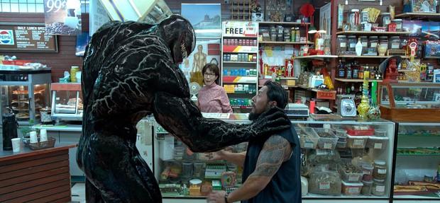 Venom và A Star Is Born của Mẹ Quái Vật Lady Gaga bội thu phòng vé cuối tuần - Ảnh 3.