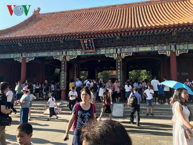 Hơn 700 triệu người Trung Quốc đi du lịch trong dịp Quốc khánh - Ảnh 1.