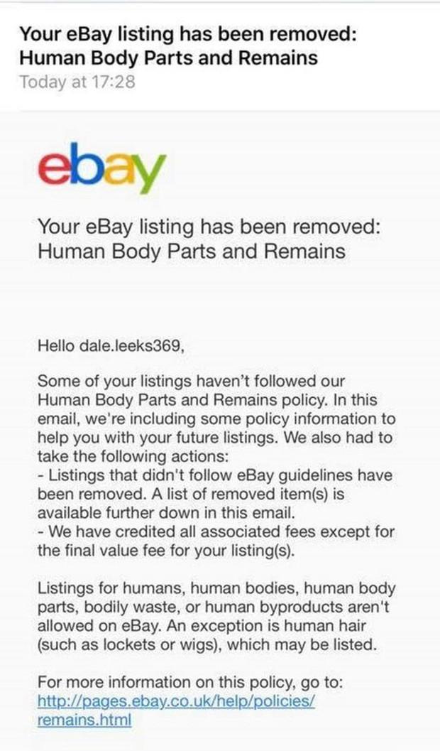 Thanh niên liệt bạn gái vào mục Hàng second-hand rồi đăng bán đấu giá trên eBay, nhận được mức tiền cao bất ngờ ngay sau đó - Ảnh 6.