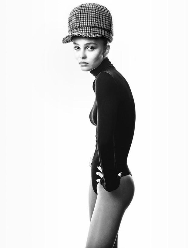 Con gái tài tử Johnny Depp giữ dáng thế nào để trở thành người mẫu đẹp hút hồn ở độ tuổi trăng tròn? - Ảnh 2.
