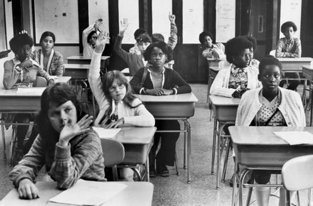Bộ ảnh quý giá về học sinh các nước trên toàn thế giới ở thế kỷ 20 - Ảnh 27.