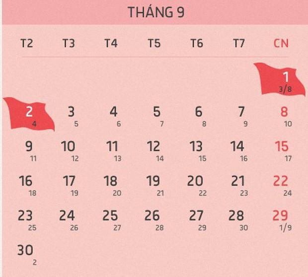 Chi tiết lịch nghỉ lễ các ngày trong năm 2019: Nghỉ Tết Nguyên đán 9 ngày - Ảnh 5.
