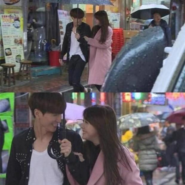 Leeteuk và những pha mùi mẫn cùng các bóng hồng Kpop trên show giải trí - Ảnh 6.