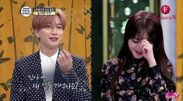 Leeteuk và những pha mùi mẫn cùng các bóng hồng Kpop trên show giải trí - Ảnh 8.