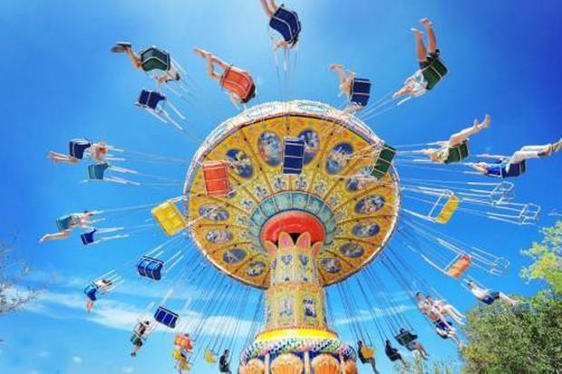 Đến Vinpearl Nam Hội An, thỏa sức vui chơi trong khu vui chơi vô vàn trò kỳ thú! - Ảnh 9.