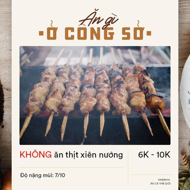 Nghiện ăn vặt đến mấy thì dân công sở ở Hà Nội cũng đừng order mấy món nặng mùi này về văn phòng - Ảnh 14.