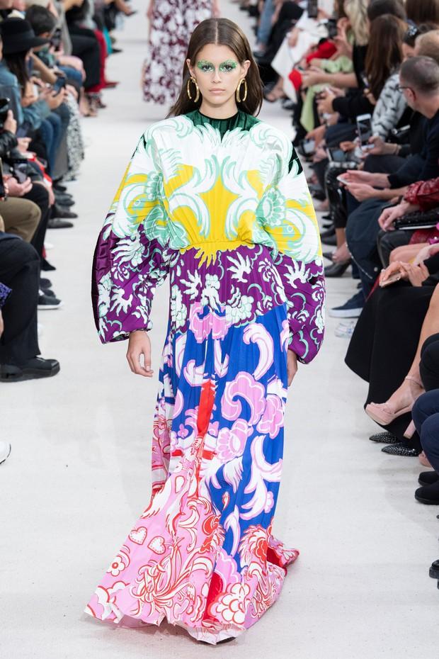 Top BST đỉnh nhất Paris Fashion Week do Vogue Mỹ chọn: Chanel vẫn an tọa, Gucci và Dior thì mất hút - Ảnh 5.