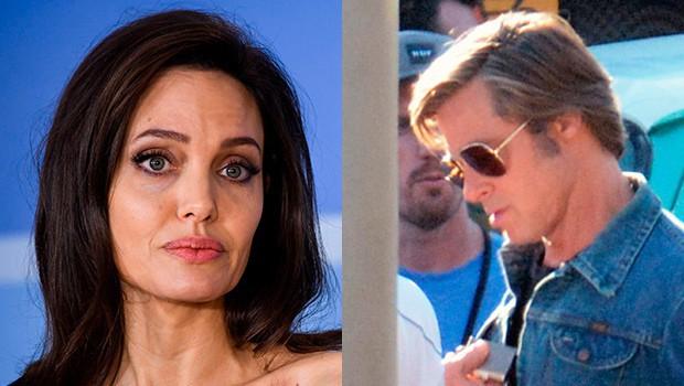 Angelina Jolie lòng đau nhói khi nhìn Brad Pitt ôm thân mật với bạn diễn nữ? - Ảnh 4.