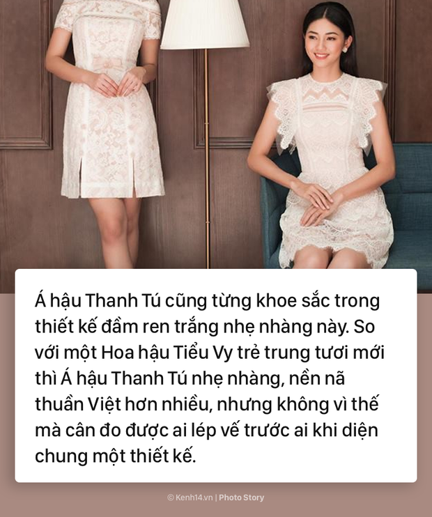 Hoa hậu Tiểu Vy và những pha đụng hàng với cả showbiz Việt - Ảnh 17.