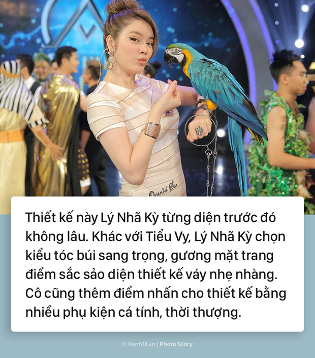 Hoa hậu Tiểu Vy và những pha đụng hàng với cả showbiz Việt - Ảnh 7.