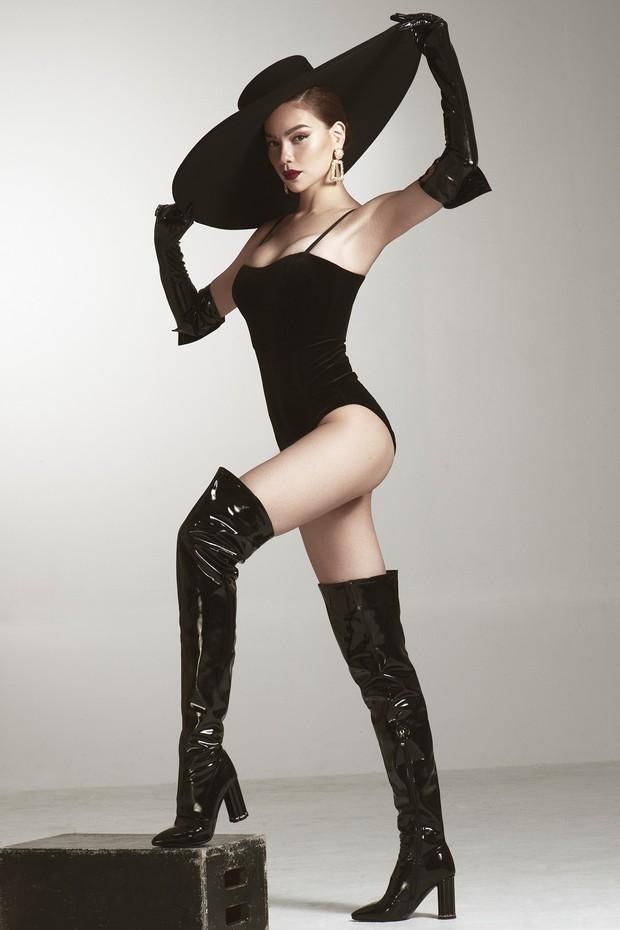 Hồ Ngọc Hà tung bộ hình sexy, hé lộ vai trò tại Asias Next Top Model - Ảnh 2.