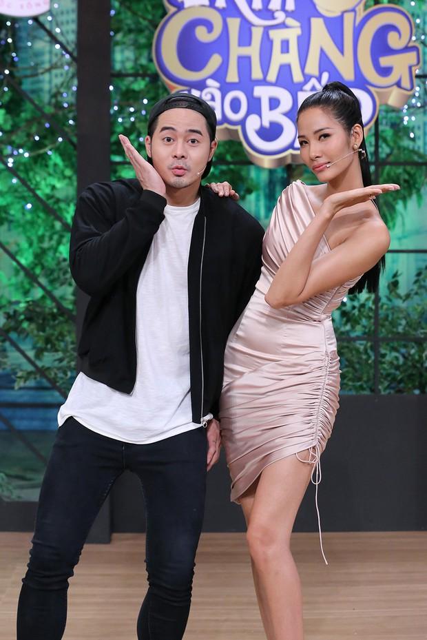 Hoàng Thùy, Cao Ngân không màng hình tượng, la hét đồng đội trong show nấu ăn - Ảnh 2.