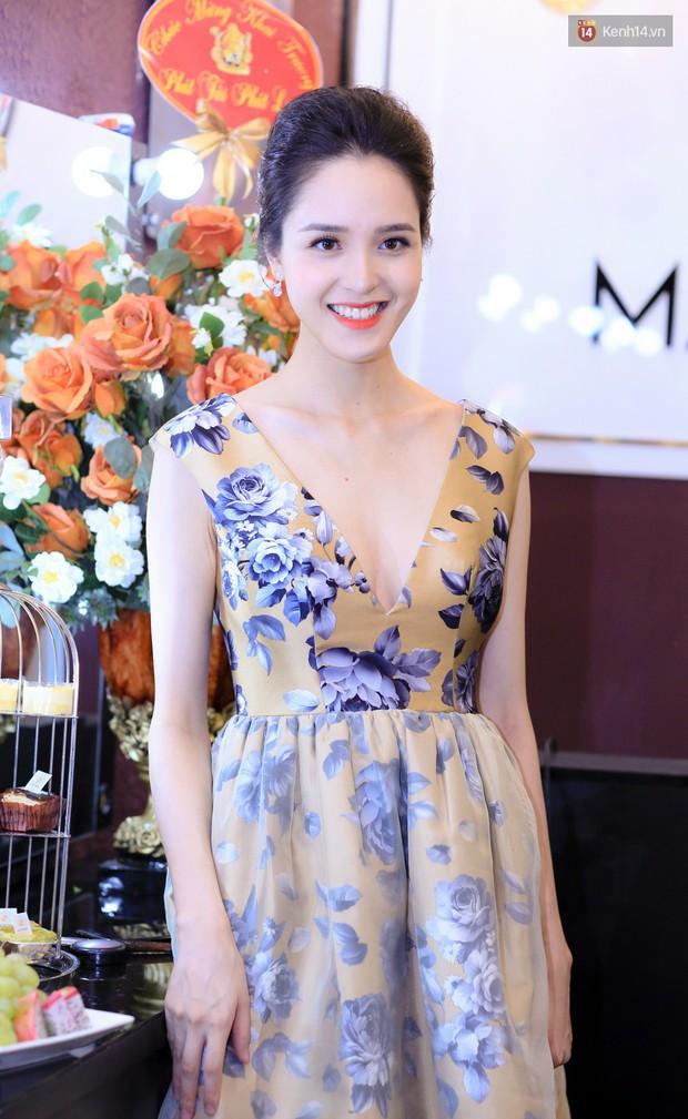 Vốn cực kín tiếng, Á hậu Việt Nam 2012 Hoàng Anh bất ngờ lần đầu tiết lộ về cuộc sống hôn nhân - Ảnh 1.