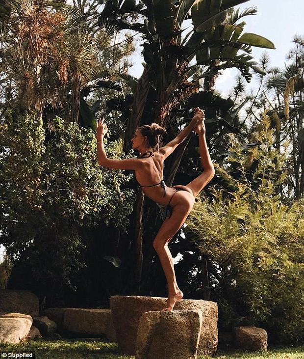 Yoga đã cứu sống người đẹp này: Từ chỗ trầm cảm với cảm giác vô dụng trở thành ngôi sao có tới 1,4 triệu lượt follow trên mạng xã hội - Ảnh 4.
