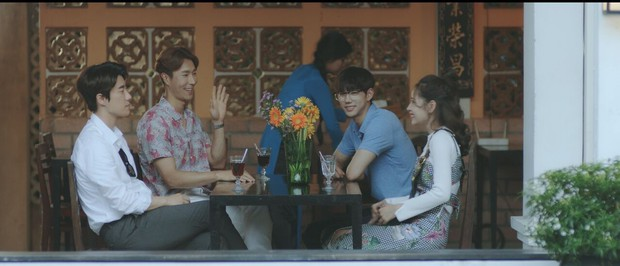 Không chỉ là cầu nối tâm linh trên phim, Chi Pu còn đưa luôn nữ thần mới Chae Yeon về Việt Nam - Ảnh 8.