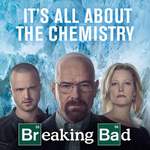10 năm nhìn lại Breaking Bad - Series huyền thoại đã giúp ta yêu môn Hóa hơn nhường nào! - Ảnh 12.