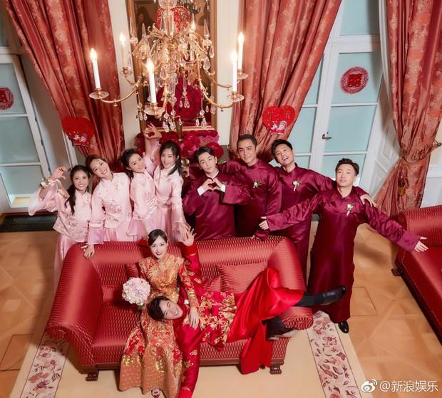 Đám cưới Đường Yên - La Tấn: Loạt ảnh hiếm trong đám cưới siêu bảo mật - Ảnh 5.