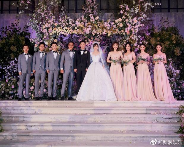 Đám cưới Đường Yên - La Tấn: Loạt ảnh hiếm trong đám cưới siêu bảo mật - Ảnh 8.