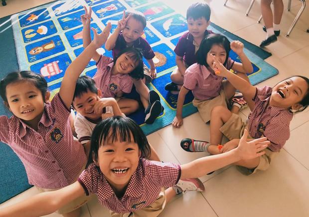 Phạm Quỳnh Anh và Quang Huy tái ngộ sau ly hôn, mừng sinh nhật con gái Tuệ Lâm tròn 6 tuổi - Ảnh 4.
