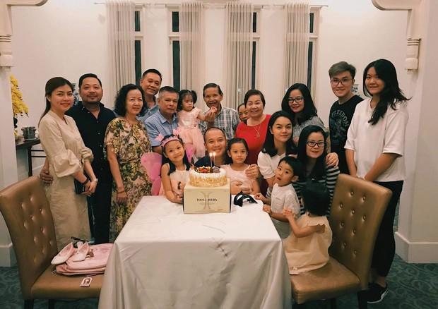 Phạm Quỳnh Anh và Quang Huy tái ngộ sau ly hôn, mừng sinh nhật con gái Tuệ Lâm tròn 6 tuổi - Ảnh 7.