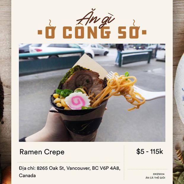 Dân văn phòng chạy sấp mặt cho kịp giờ làm chắc cần lắm phần ăn vừa ngon vừa tiện như ở Canada này - Ảnh 1.