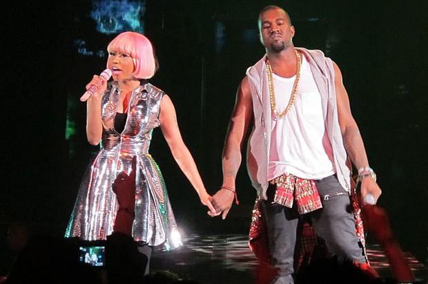 Nicki Minaj và Kanye West suýt bị giết nhầm, một người may mắn thoát chết nhờ đi muộn - Ảnh 2.