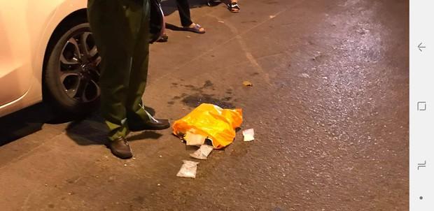 Danh tính 2 đối tượng vận chuyển ma tuý bị Cảnh sát truy đuổi như phim hành động ở Sài Gòn - Ảnh 2.